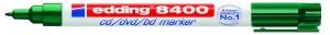 CD/DVD/BD marker edding 8400-04 groen